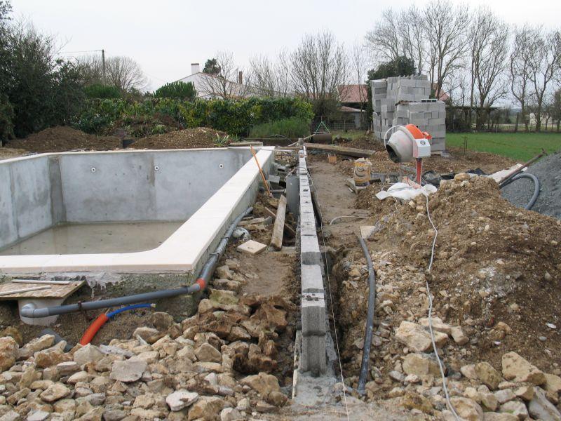 Construire sa piscine archives du blog pr paration - Preparation accouchement piscine ...